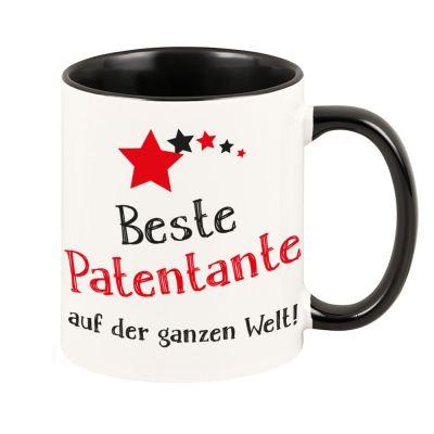 """Tasse """"Beste Patentante auf der ganzen Welt"""""""