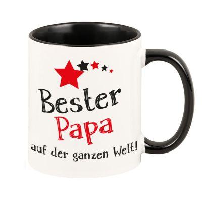 """Tasse """"Bester Papa auf der ganzen Welt"""""""