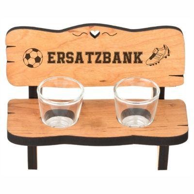 "Schnapsbank ""Ersatzbank"""