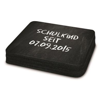 """Federmappe """"Schulkind seit"""" - personalisiert"""