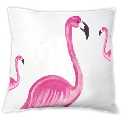 "Kissen ""Flamingo"""