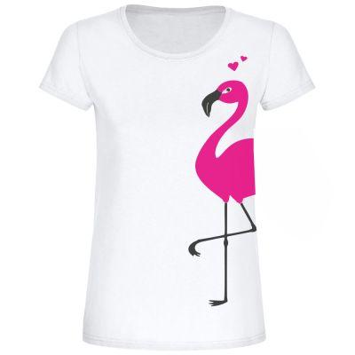 """T-Shirt """"Flamingo"""" - Damen"""