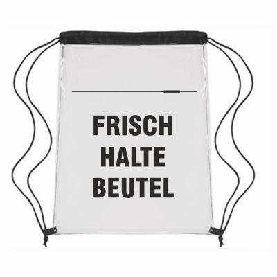 "Festival-Bag ""FRISCH HALTE BEUTEL"""