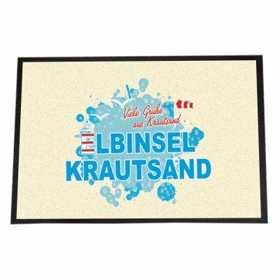 """Fußmatte """"Krautsand"""""""
