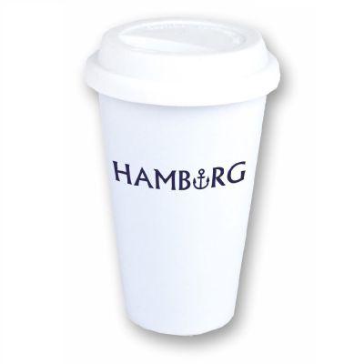 """Coffee-to-go Becher """"Hamburg"""""""