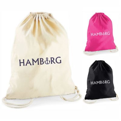 """Statement-Turnbeutel """"Hamburg"""""""