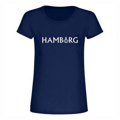 "T-Shirt ""Hamburg"" - Damen"