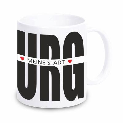"""Tasse """"Hamburg meine Stadt"""""""