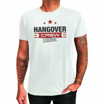 "T-Shirt ""Hangover Crew Member"""