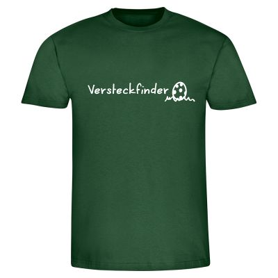 "T-Shirt ""Versteckfinder"" - Herren"