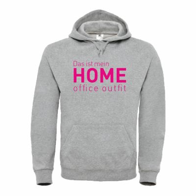 """Pullover """"Das ist mein Home Office Outfit"""""""