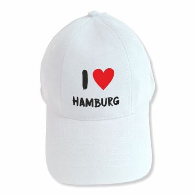 "Cap ""I love Hamburg"""