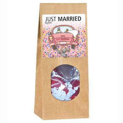 Just-Married Konfetti