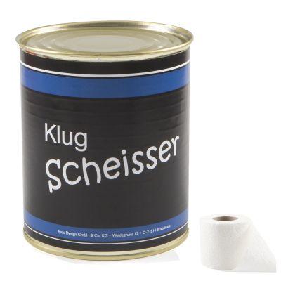 """""""Klugscheisser"""" aus der Dose"""