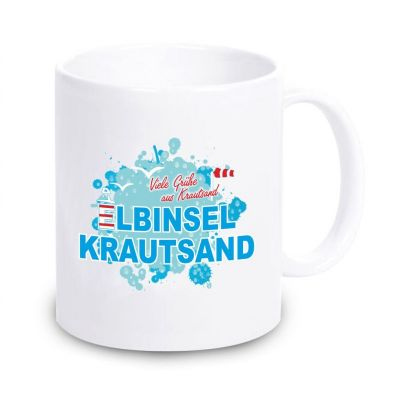 "Tasse ""Krautsand"""