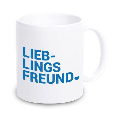 """Tasse """"Lieblingsfreund ♥"""""""