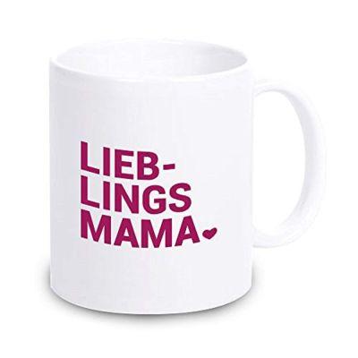 """Tasse """"Lieblingsmama ♥"""""""