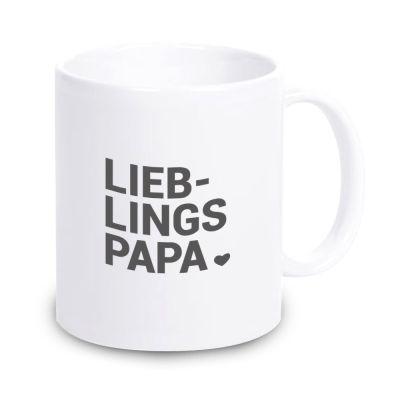 """Tasse """"Lieblingspapa ♥"""""""