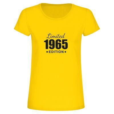 "T-Shirt ""Limited Edition"" - personalisiert - Damen"