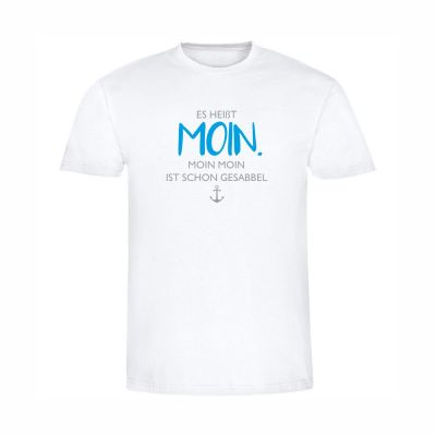 "T-Shirt ""Es heißt MOIN."" - Herren"