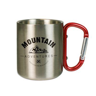 "Karabinertasse ""Mountain Adventures"""