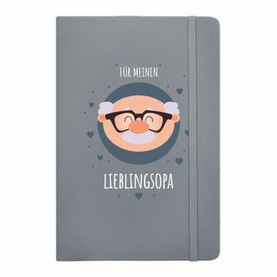 """Notizbuch """"Für meinen Lieblingsopa"""""""
