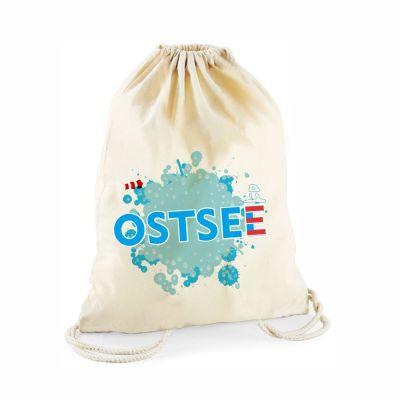 """Statement-Turnbeutel """"Ostsee"""""""