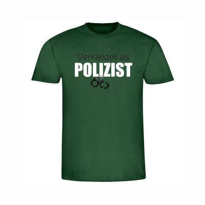 "T-Shirt ""Verkleidet als Polizist"" - Herren"