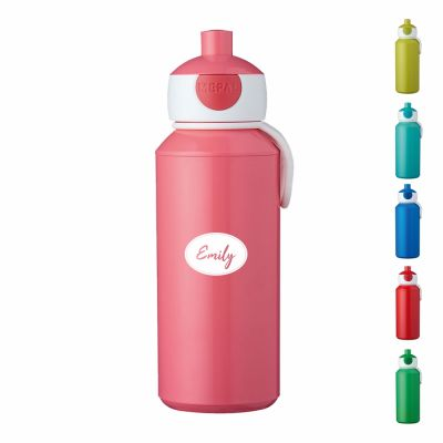"""Trinkflasche """"Punkte"""" - personalisiert"""