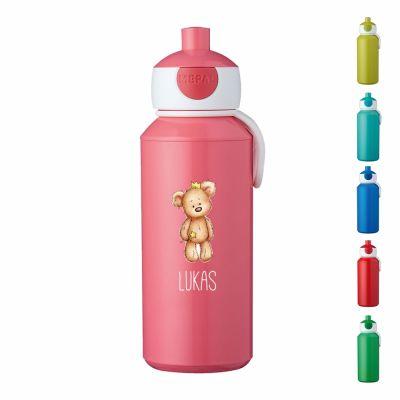 """Trinkflasche """"Bär"""" - personalisiert"""