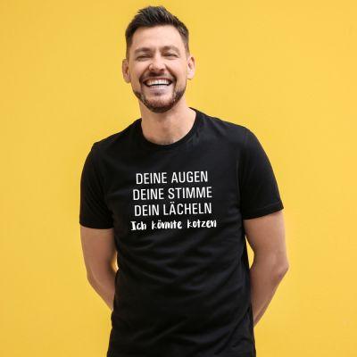 """T-Shirt """"Deine Augen"""""""