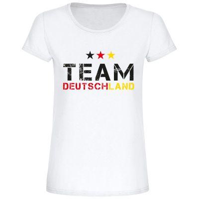 """T-Shirt """"Team Deutschland"""" - Damen"""