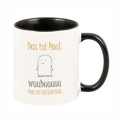"""Tasse """"WUUHUUUU"""" - personalisiert"""