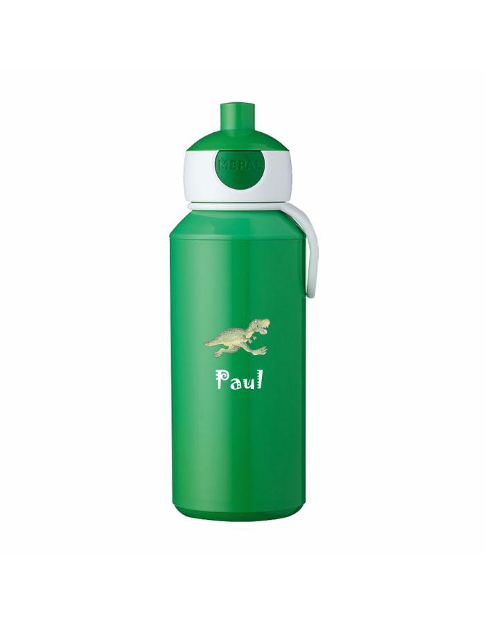 """Trinkflasche """"Dino"""" - personalisiert"""