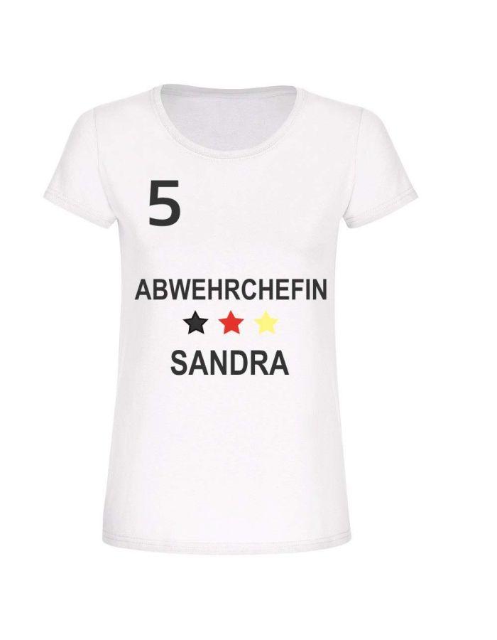 "T-Shirt ""Trikot"" - Damen"