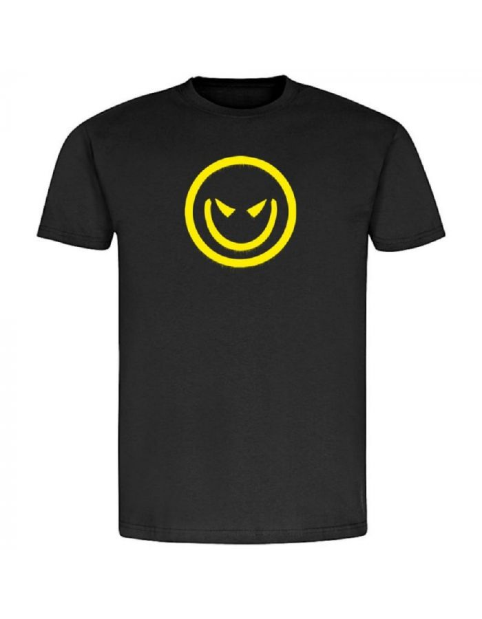 """T-Shirt """"Bad Smiley"""" - Herren"""