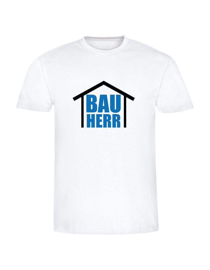 """T-Shirt """"Bauherr"""" - Herren"""