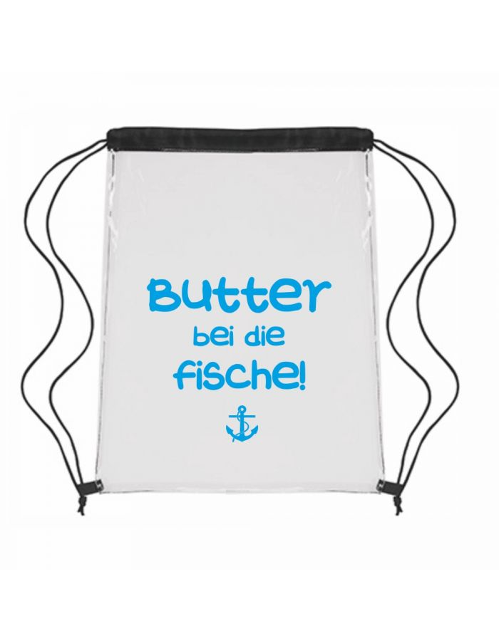 "Festival-Bag ""Butter bei die Fische"""