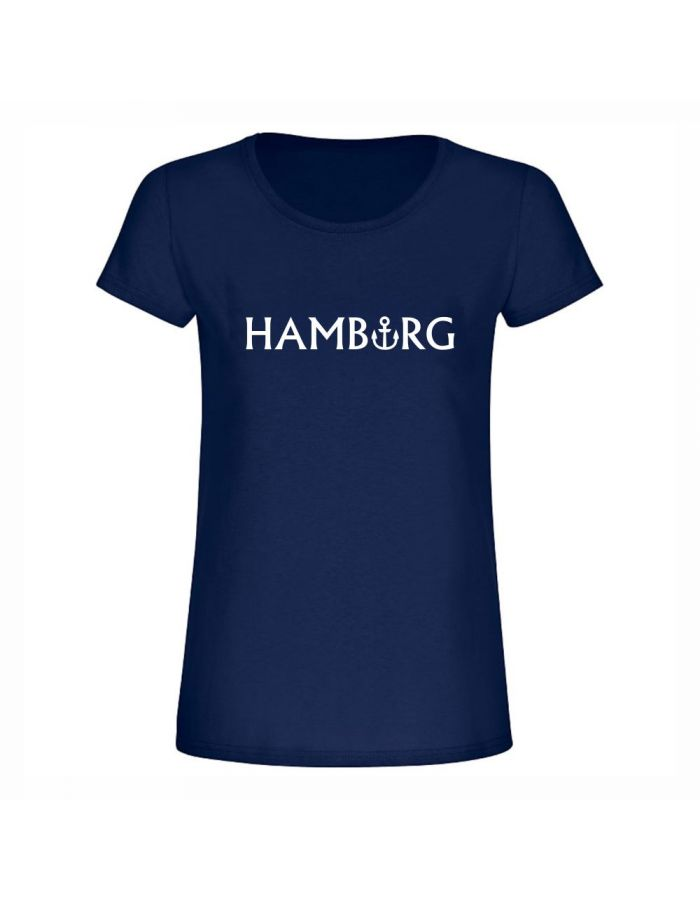 "T-Shirt ""Hamburg"" - Damen"