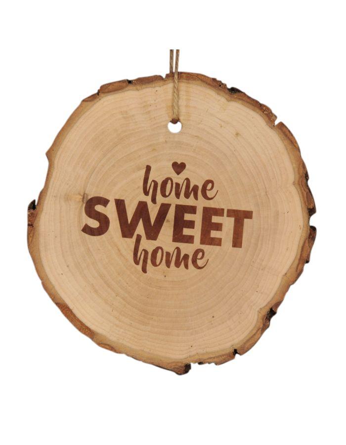 "Baumscheibe ""Home Sweet Home ♥"""