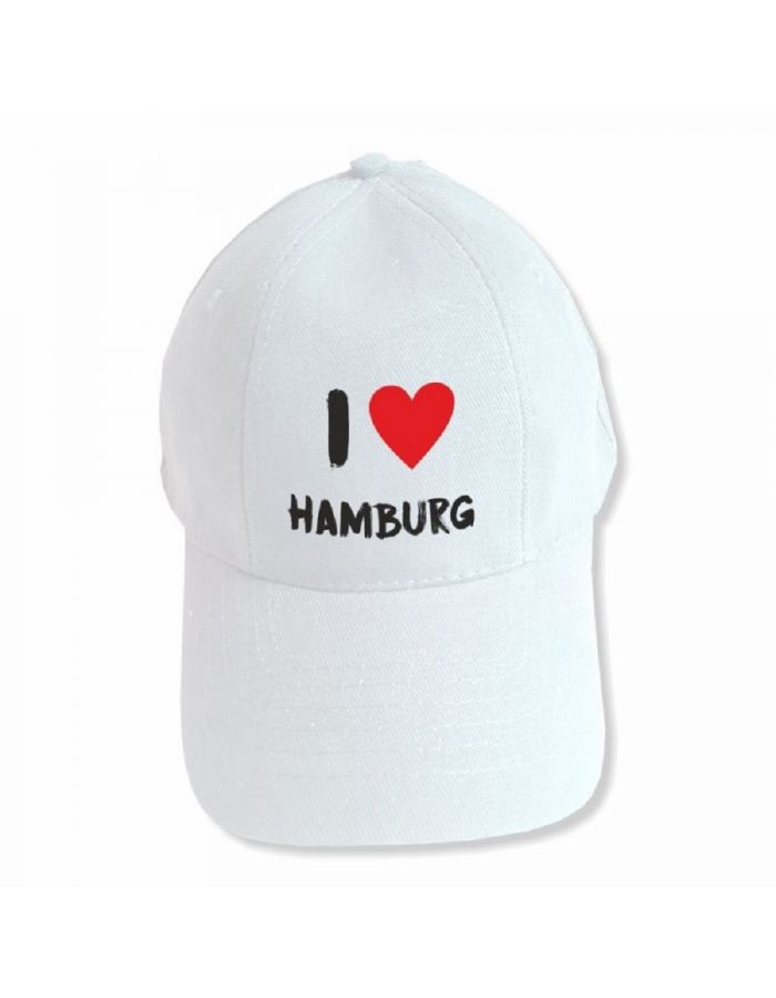 "Cap ""I love Hamburg"""