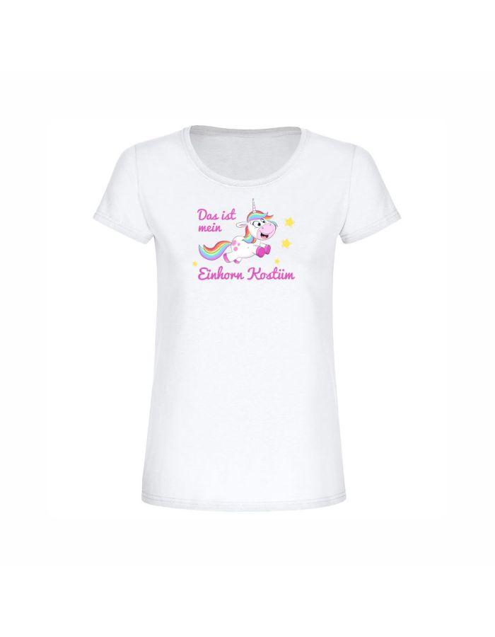 """T-Shirt """"Einhorn-Kostüm"""" - Damen"""