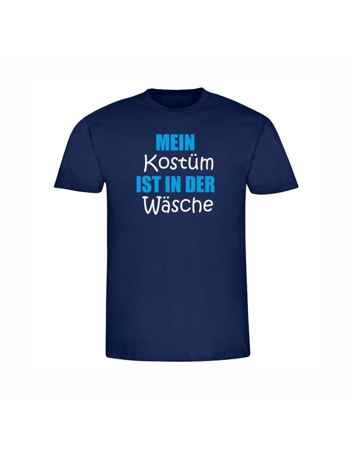 """T-Shirt """"Kostüm ist in der Wäsche"""" - Herren"""