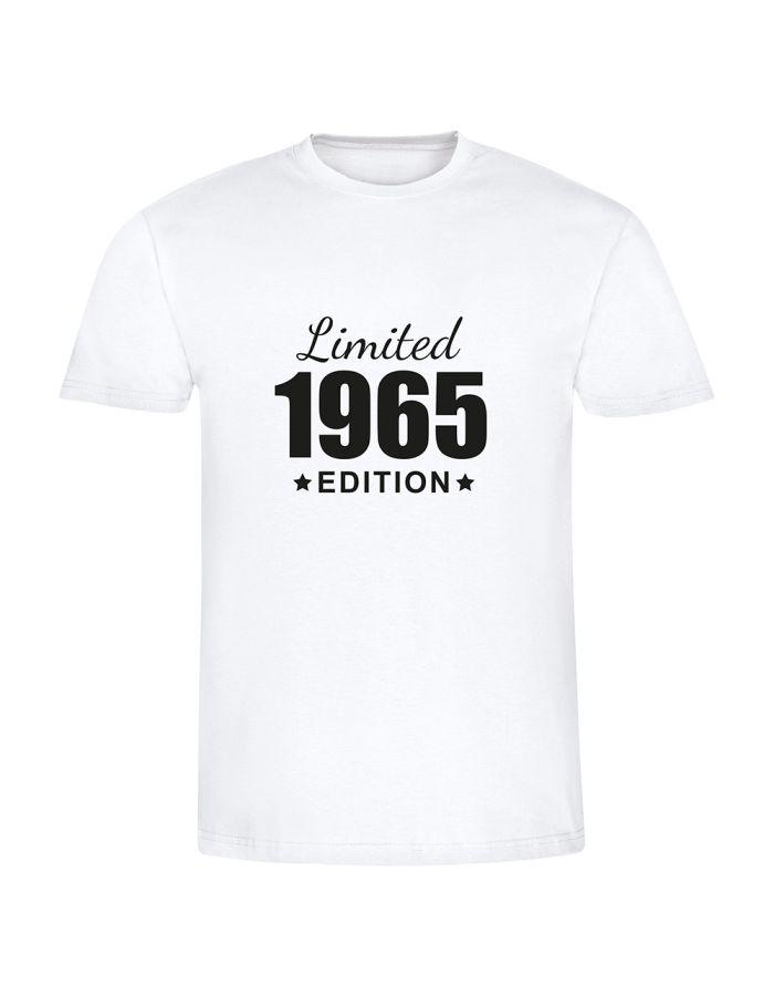 """T-Shirt """"Limited Edition"""" - personalisiert - Herren"""