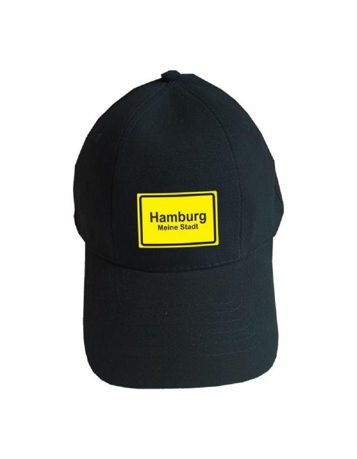 "Cap ""Meine Stadt"" - personalisert"