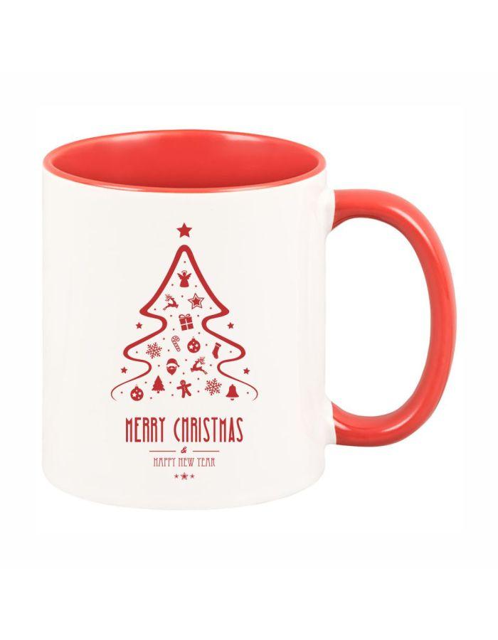"Tasse ""Merry Christmas"" (Tannenbaum)"