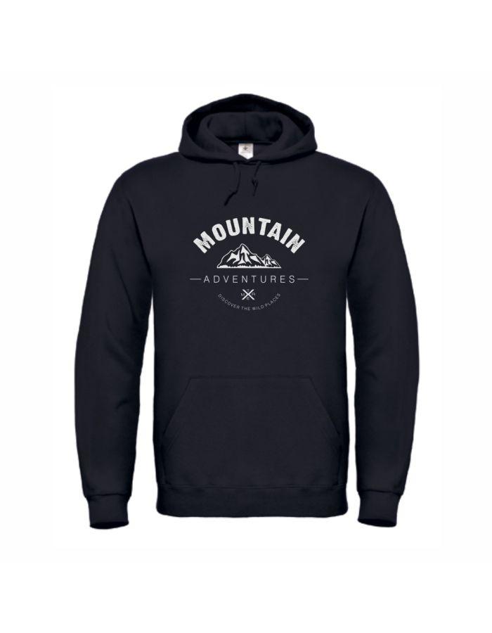 "Hoodie ""Mountain Adventures"""