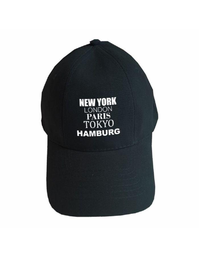 "Cap ""New York, London, Hamburg"""