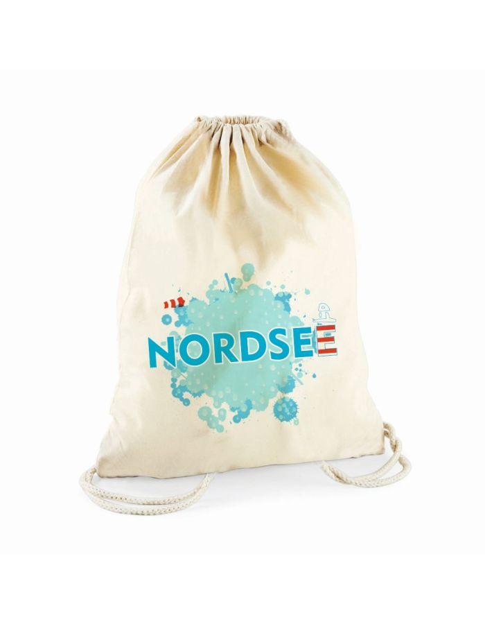 """Statement-Turnbeutel """"Nordsee"""""""