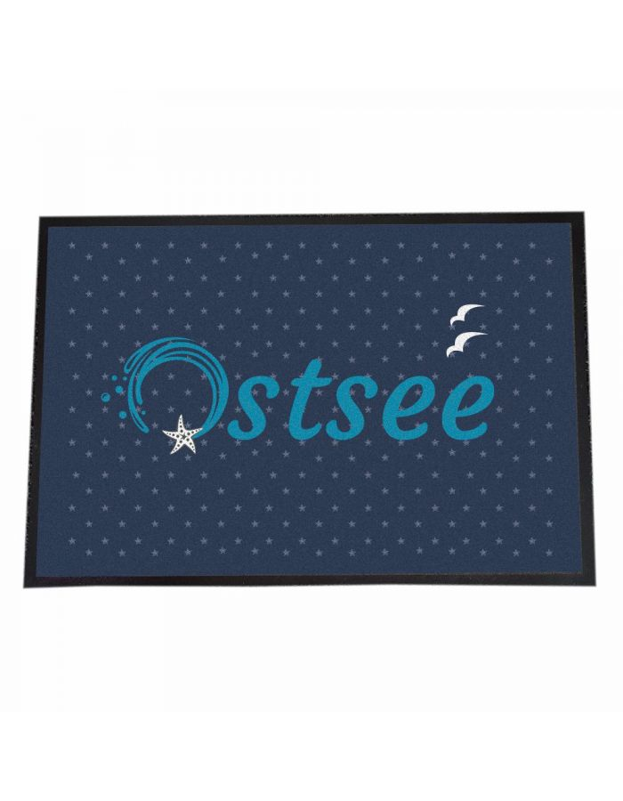 """Fußmatte """"Ostsee"""""""